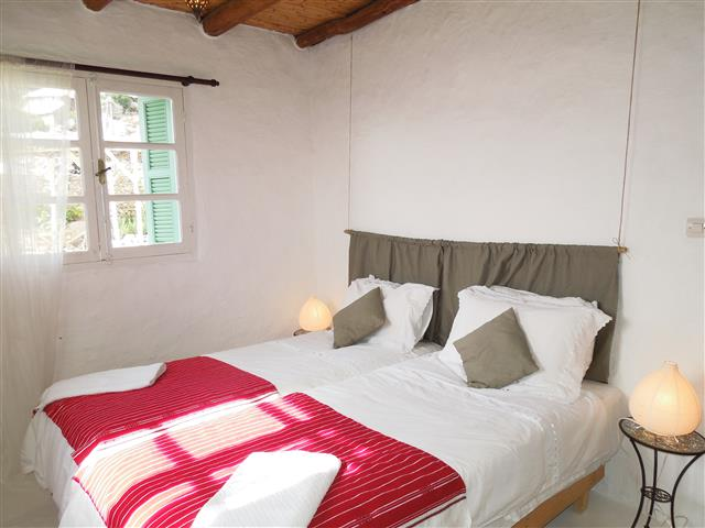 Twin Bedrooms - Khanfous Retreat - Holiday Rental - Asilah Morocco (8) (Small)