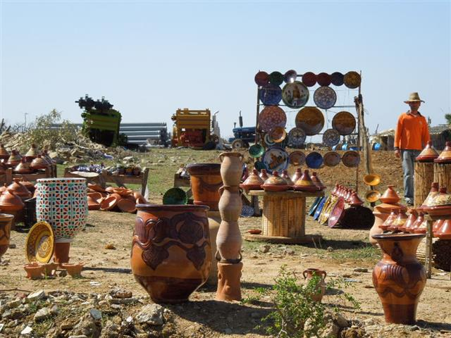 Thursday Market - Asilah - Morocco (2) (Small)