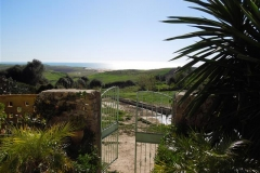 Entrance Gate - Khanfous Retreat - Holiday Rental - Asilah Morocco (Small)